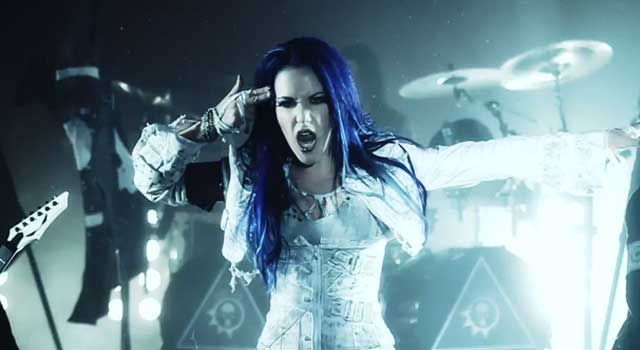 Arch Enemy music video